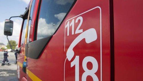Côtes-d'Armor. Une voiture en feu sur la RN 12 entre Tramain et Noyal
