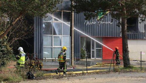 La piste volontaire privilégiée dans l'enquête sur l'incendie de l'ancienne triperie à Saint-Brieuc