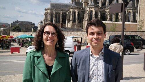 Régionales. Christine Tafforeau-Hardy et Alexandre Lechat, binôme sarthois de la liste du Printemps