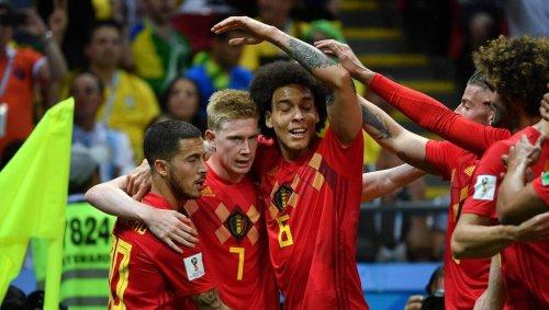 Euro 2021. Kevin De Bruyne et Witsel absents face à la Russie