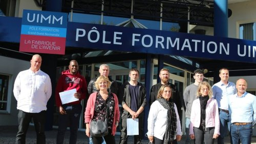 7 Techniciens de maintenance industrielle diplômés à Caen