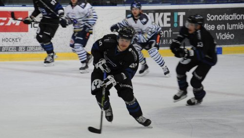 Hockey sur glace. D1 : Nantes se prépare de façon optimale
