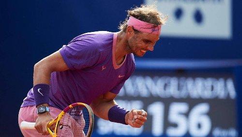 Tennis. Nadal a dû batailler pour se défaire de Nishikori et rejoindre les quarts à Barcelone
