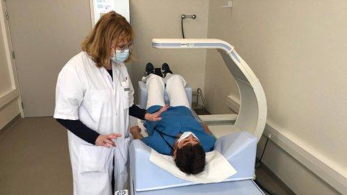À l'hôpital du Mans, une filière d'excellence dédiée à l'ostéoporose