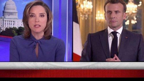 Covid-19. Emmanuel Macron annonce que la France lèvera progressivement les restrictions de voyage