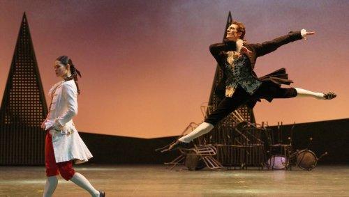 France 5 diffuse ce soir le ballet Le Parc joué au Palais Garnier