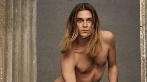Valentino Defends Photographer's Nude From Homophobic Trolls
