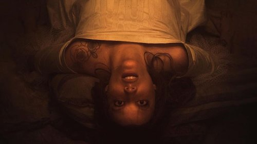 Halsey Teases New IMAX Film With a Terrifying Poster