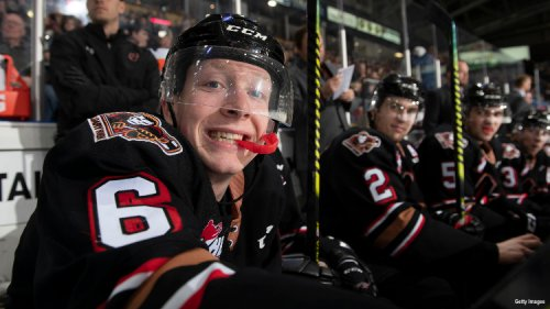 Hockey Player & NHL Prospect Luke Prokop Comes Out As Gay