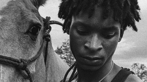 10 Kennedi Carter Photos Celebrating Black Cowboys As Part of American History