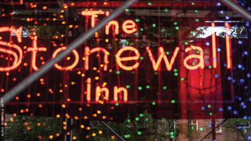 Stonewall Inn Pours Bud Light, Stella Artois Down the Drain for Pride