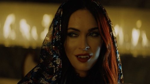 Bicon Megan Fox Is Playing a Sexy Vampire in a New Netflix Movie