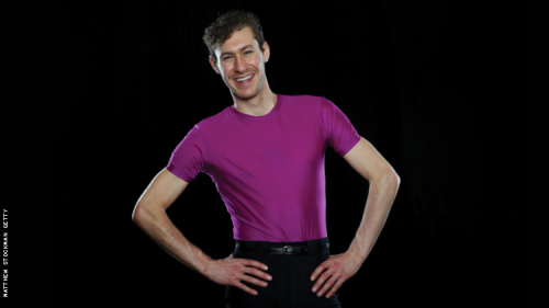 Champion Figure Skater Jason Brown Comes Out in Inspirational Post