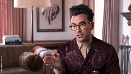 Dan Levy's New Book Will Fill the 'Schitt's Creek' Hole in Our Hearts