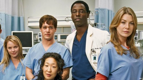 The 'Grey's Antigay Slur Controversy Outted T.R. Knight to His Family