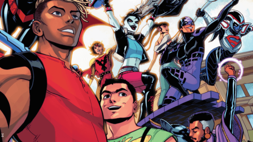 DC Comics Introduced an All-LGBTQ+ Justice League for Pride Month