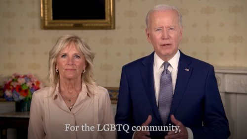 The Bidens Release Special Pride Month Video for the LGBTQ+ Community