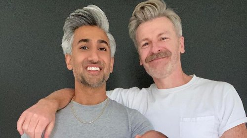 Tan France and Husband Rob Post First Photo of Baby, Ismail France