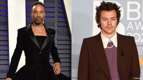 Billy Porter Calls Out Vogue For Their Harry Styles Dress Cover