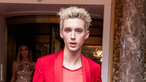 Troye Sivan Puts on a Thong, Announces Release Date of 'You' Single