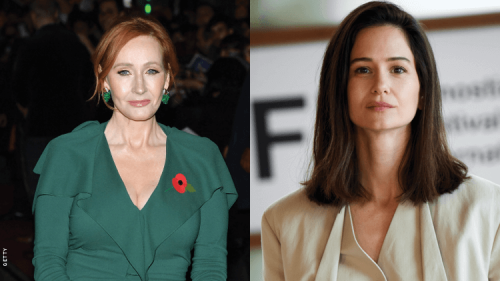 Fantastic Beasts' Katherine Waterston Speaks Out Against J.K. Rowling