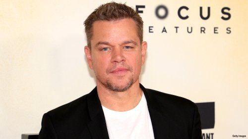 Matt Damon Now Says He Never Used F-Word Slur After Getting Dragged