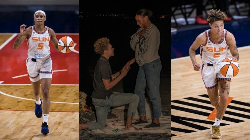 These WNBA Teammates Announced Their Engagement With These Cute Pics