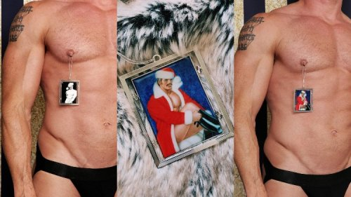 Tom of Finland's Horny Christmas Tree Ornaments Have Returned