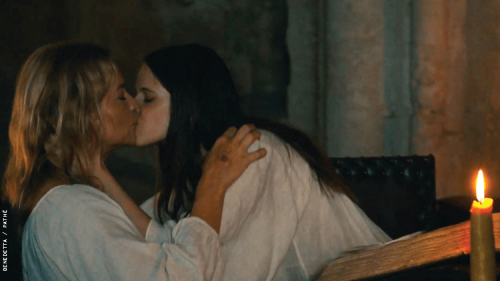 Watch the Erotic Trailer for 'Bendetta,' New Film About Lesbian Nuns