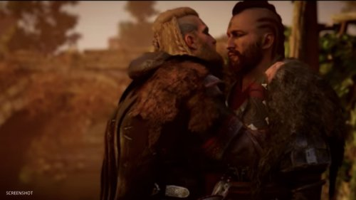 'Assassin's Creed: Valhalla' Has a Gay Sex Scene Between Two Vikings
