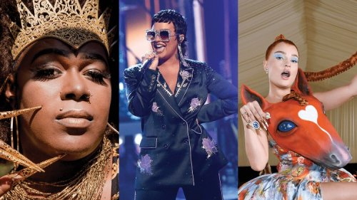 11 Trans & Nonbinary Pop Stars We've Been Stanning for Years