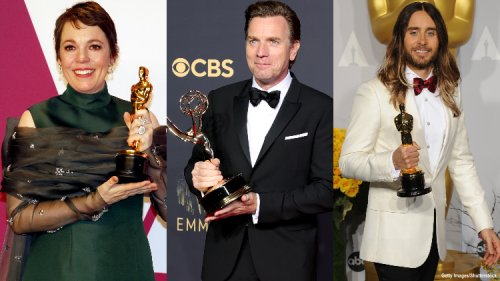 11 Straight Actors Who Won Awards for Playing Queer Roles