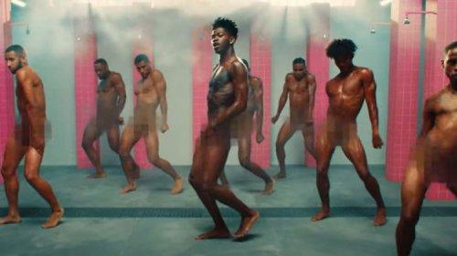 Watch Lil Nas X Twerk Naked in Prison in 'Industry Baby' Music Video