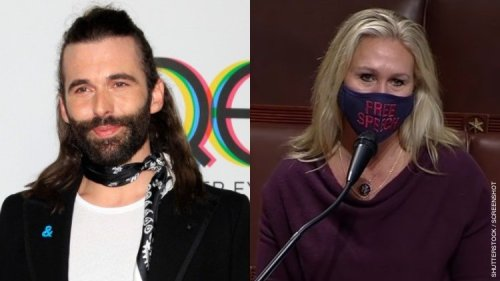 JVN Shuts Down 'Dumb' Marjorie Taylor Greene Over HIV Tweets