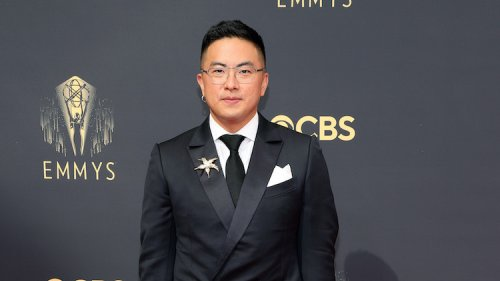 Bowen Yang Just Wore These Stunning Heels on 2021 Emmys Red Carpet
