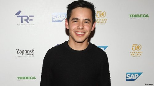 David Archuleta Comes Out of the Closet in Emotional Instagram Post