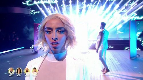 Eurovision's Bilal Hassani Paired With Male Dancer on French 'DWTS'