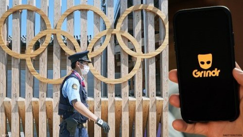 Closeted Olympic Athletes Are Being Outted by TikTokers Using Grindr