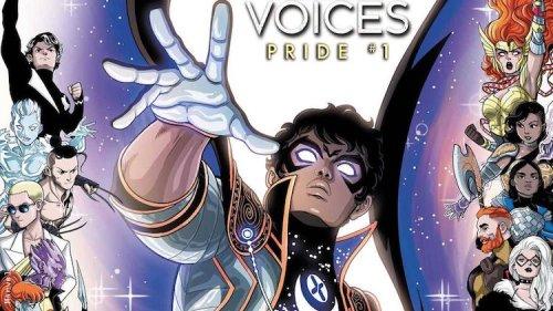 Meet Somnus, Marvel's Dreamy New LGBTQ+ Superhero