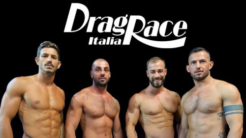 'Drag Race Italia's Pit Crew Was Just Announced & We're Already in Love