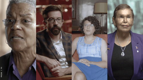 FX's Pride Docuseries to Tell 60+ Years of LGBTQ+ History, Rights