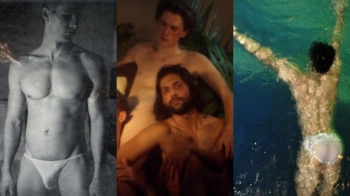 'BOYS! BOYS! BOYS!'s Pride Issue Features Sexy Nude Men In the Sun