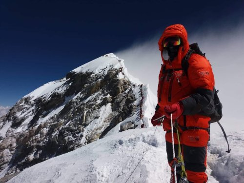 Unknowingly Breaking an Everest Record?