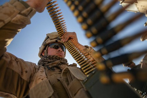Is the Military Really Buying Up All the Civilian Ammo?