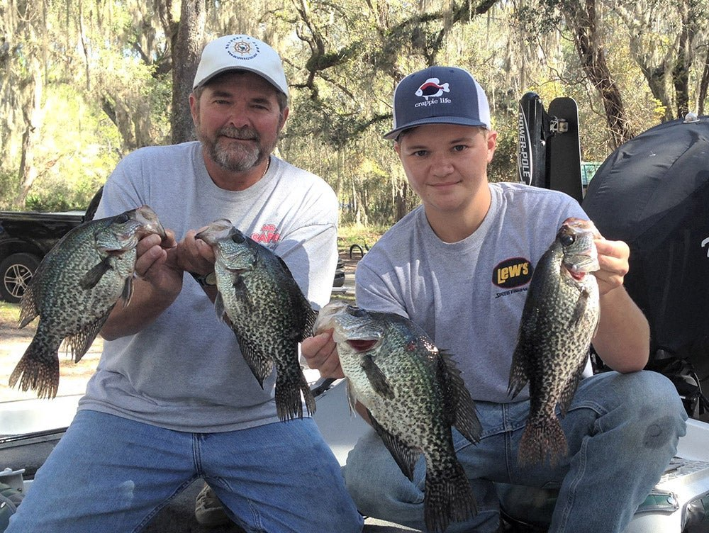 How to Catch Crappie Limits: 5 Tactics From the Pros