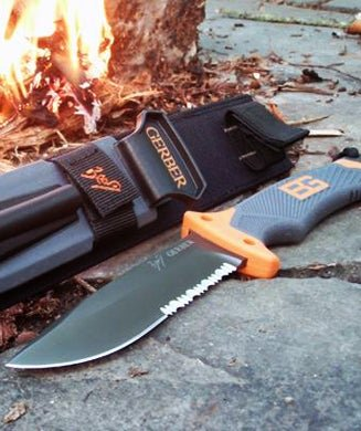 Survival Knives: 20 Great Knives for Wilderness Survival