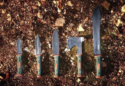 First Look: Outdoor Life's New Line of Camping Knives and Tools