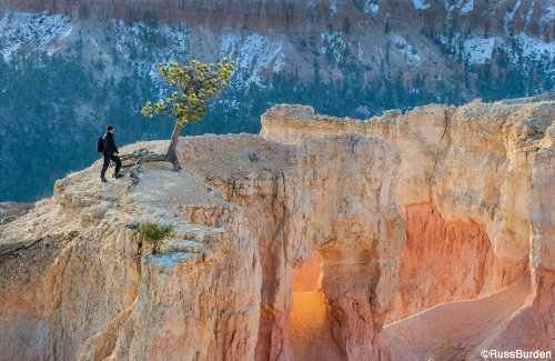 Photographing People In The Landscape