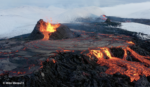 The Birth Of A Volcano