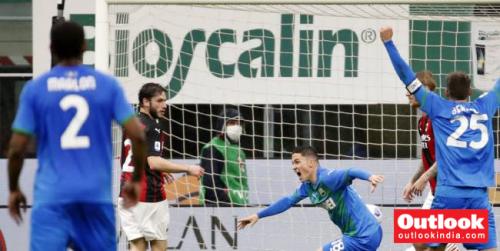 AC Milan 1-2 Sassuolo: Rossoneri Slip Up After European Super League Fiasco